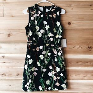 Victoria Beckham fro Target summer floral dress
